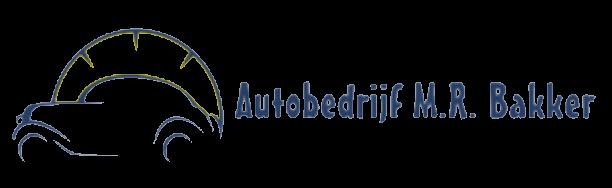 https://autobedrijfmrbakker.nl/ Logo