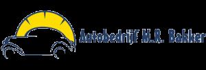 Autobedrijf M.R. Bakker Logo